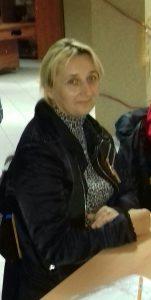 Aleksandra Stańczyk - nowa Pani świetlicowa , Domacyno 2016r