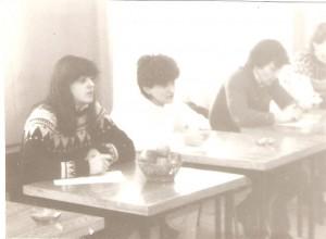 Konkurs Wiedzy Rolniczej Domacyno świetlica lata 80 te
