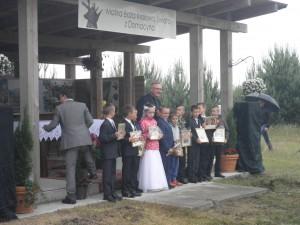 Domacyno, Bieg Papieski XXIII 2015 fot.A. Grosz