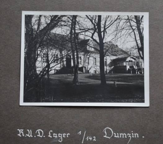 Page 1 - RADwJ Camp 1-142 Dumzin May 1, 1941