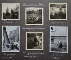 """Personel """"obozu dla młodzieży"""". Pałac itereny przypałacowe Domacyno/Dumzin"""