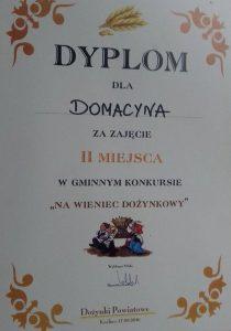 Dożynki Powiatowe wKarlinie 2016r.